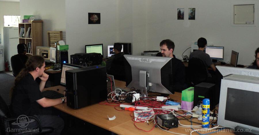 GGG office 2012