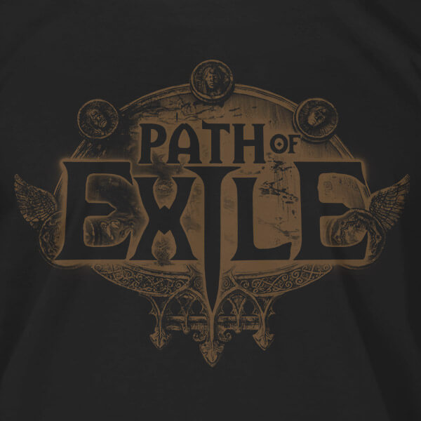 Path of Exile Logo Vintage