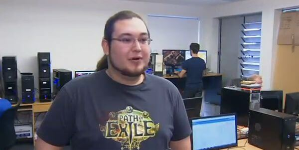 Path of Exile TV interview